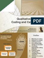 qualitativeanalysiscodingandcategorizing-131122084048-phpapp01
