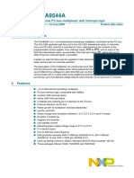 PCA9544A_IIC_Datasheet