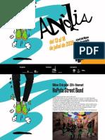 Programa del festival Anòlia 2020