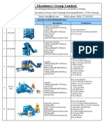 Catalog of ZCJK popular brick making machine