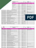 Annexe 1 - CHL1 - Punch List Update - 19-01-2020 BRI