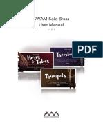 SWAM Solo Brass