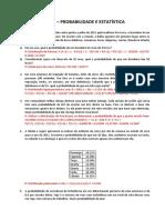 LISTA 03 - Probabilidade e Estatística