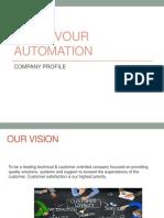 Endeavour Automation profile