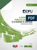 A DEFENSORIA PÚBLICA DA UNIÃO E O ACESSO À JUSTIÇA