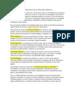 IMPORTANCIA DE LA TIPOLOGÍA TEXTUAL
