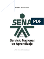 Propuesta de Capacitación (PNL)