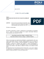 Comunicaciones internas de la conformacion CCL