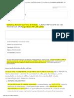 JURISPRUDENCIA SESION 05 - CLAUSULA DE PROTESTO