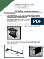 CE 203 - HW Solution NO 10