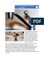 PART 5 AVAILABILITY OF SAFE DRINKING WATER AROUND THE WORLD.pdf