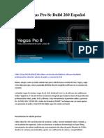 Sony Vegas Pro 8c Build 260 Español
