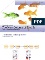 The New Colours of Mobile Vision Mobile, May 2010)
