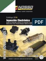 Catalogo NOSSO Inyección 2016