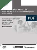 A13-EBRS-31_EBR SECUNDARIA EDUCACION RELIGIOSA_FORMA 1