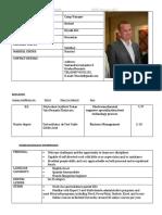 CV Tarce Sorin modificat de recrutare