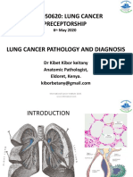 Lung Cancer Pathology and diagnosis.pptx