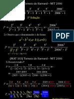 P-002-Harvard-MIT-2006- Original-Solução 1