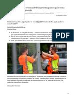 cnbc.com-Distrito alemão vê retorno de bloqueio enquanto país tenta suprimir surtos regionais