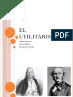 EL UTILITARISMO DIAPOSITIVAS