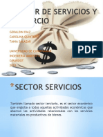 SECTOR DE SERVICIOS Y COMERCIO final