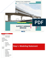 Modeling Statement-Super T