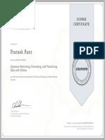 Coursera Capstone- Retrieving, Processing, and Visualizing