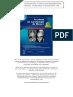 FIRME_1_Publication_Arch_Cardiol_Mex