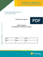 ANEXO 22. Proced Gestion del Cambio.doc