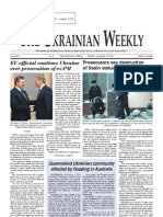 The Ukrainian Weekly 2011-03