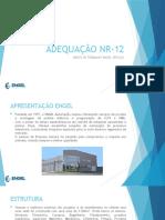 APRESENTAÇÃO COMERCIAL NR-12