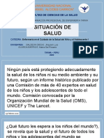 3 SESIÓN SITUACIÓN DE SALUD