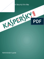 Kaspersky Endpoint Security 8 for Mac