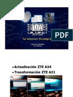 Instructivo ZTE A31-A34