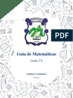 MATEMATICAS1 - sumas