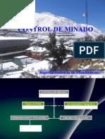 Control Minado (Yauliyacu) 2014