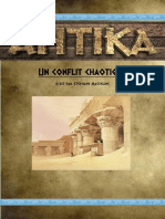 Scénario ANTIKA - Conflit chaotique