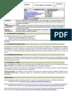 Guía trabajo autonomo grado Septimo semana 8