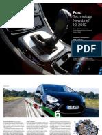 Ford Technology Newsletter 102010