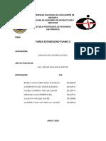 TAREA ESTABILIDAD PLANO Z - SCD