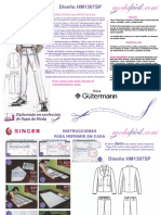 Instrucciones de Costura de Saco y Pantalon Casual para Jovenes y Adultos hm1307sp.pdf