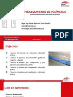 9. Procesamiento de Polímeros