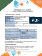 Tarea  3 - Proceso Administrativo- Dirección- Control
