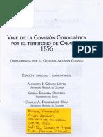 Codazzi, A. Descripción provincia Casanare