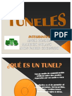 TUNELES diap 1