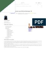 Réduire une ISO de Windows 10 _ 3/3