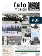 Buffalo Field Campaign 2002 Newsletter