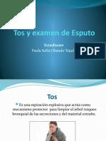 Tos y examen de Esputo exposicion semiologia.pptx