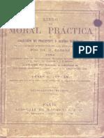 Moral Práctica Colección de Preceptos y Buenos Ejemplos