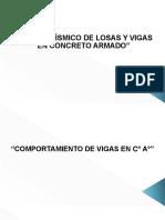 Losas y Vigas - Sesión 03 y 04